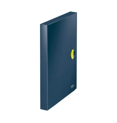 Ablagebox re:cyle dunkelblau