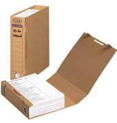 Archivbox tric system 30 Stück braun DIN A4