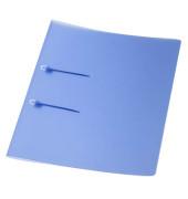 Schnellhefter 9038 A4 blau PP Kunststoff Schlaufenheftung bis 50 Blatt 10 Stück