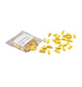 VISIMAP Signal-Aufstecker gelb für Visimap und Personalhefter Typ2 und Typ 3 1 Pack   100 St.