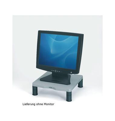 Monitorständer Standard/91712 350x350x70 platin / graphit Kunstoff
