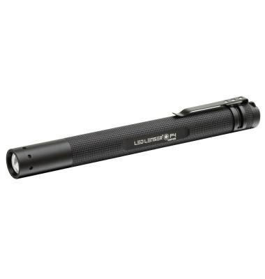 Taschenlampe P4 schwarz