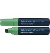 Permanentmarker Maxx 280 grün 4-12mm Keilspitze