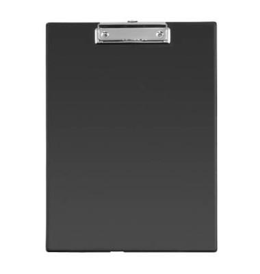 Klemmbrett 233-52-90 A4 schwarz 230x320mm Kunststoff mit Aufhängeöse