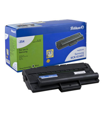 Toner schwarz ersetzt SAMSUNG SCX-4216D3/ELS