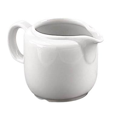 Milchkännchen Compact 170ml weiß Porzellan