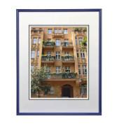 Bilderrahmen Sevilla blau für DIN-A3-Format