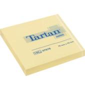 Haftnotizen 007676 76x76 mm hellgelb Inh.100 Blatt