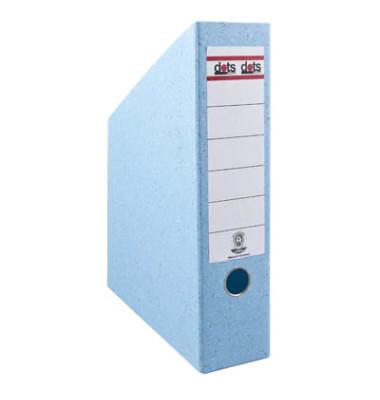 Stehsammler A4 blau 80x245x317mm 2 Stück