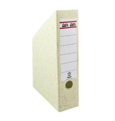 Stehsammler A4 gelb 80x245x317mm 2 Stück