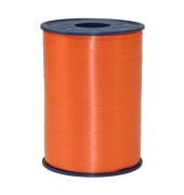 Geschenkband Ringelband 10mm x 250m orange