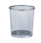 Drahtpapierkorb 12 Liter aluminium