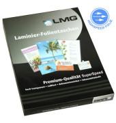 Fast-Foil Laminierfolien A4 2 x 80 mic glänzend 100 Stück