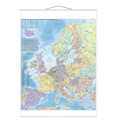 Europakarte 137,0 x 97,0 cm (BxH)