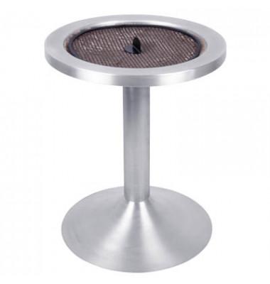 Standaschenbecher Table silber Durchmesser 45,0 cm