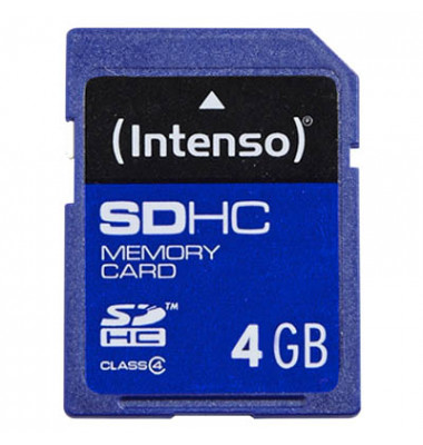 SecureDigital Card 4 GB