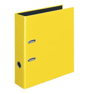 Velocolor 4142310 gelb Ordner A4 breit 70mm breit