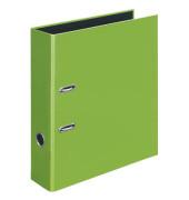 Ordner Velocolor A4 breit 70mm vollfarbig helllgrün PP