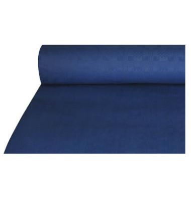 1 x 50 m dunkelblau Tischtuch Tischdecke