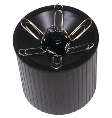 Klammerspender schwarz