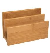 Briefständer Bambus
