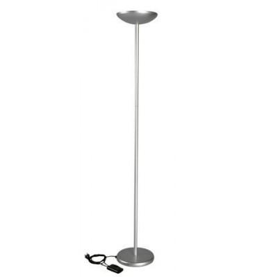 Stehlampe MAULsky dimmbar 184cm hoch silber