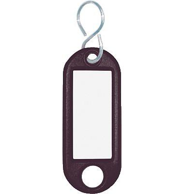 Schlüsselanhänger schwarz/262103401 Inh.10