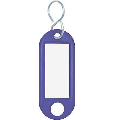 Schlüsselanhänger blau/262103403 Inh.10