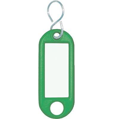 Schlüsselanhänger grün/262103404 Inh.10
