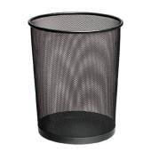 Drahtpapierkorb 17,5 Liter schwarz