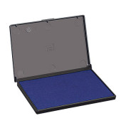 Stempelkissen blau 9,0 x 5,0 cm