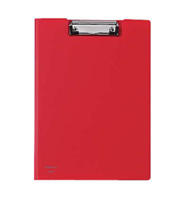 Klemmbrettmappe mit Aufbewahrungsbox A4 mit Aufhängeöse Schreibplatte Klemmbrett