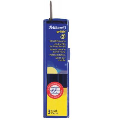 Bleistiftminen griffix/960476 FSC Inh.3