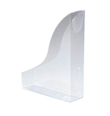 Stehsammler BASIC transparent  A4 Polystyrol