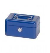 Geldkassette 5610137 Größe 1 blau 152x125x81mm