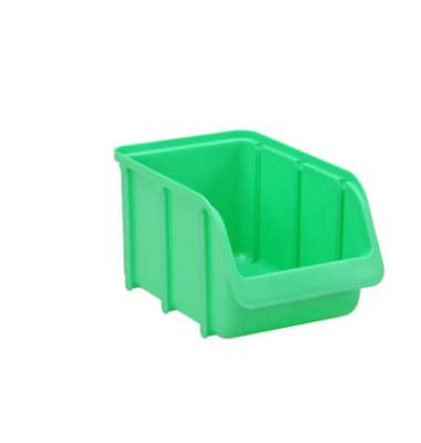 Sichtlagerkasten grün 1,8 l 145 x 240 x 125mm