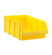 Sichtlagerkasten gelb 19,27 Liter 312x489x184mm