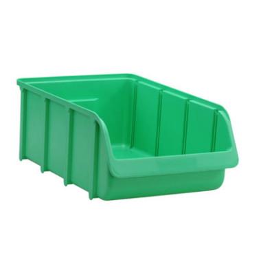 Sichtlagerkasten grün 19,27 Liter 312x489x184mm