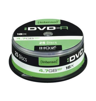DVD-R 25er Spindel