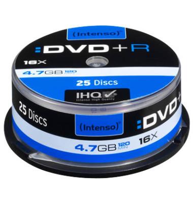 DVD+R 25er Spindel