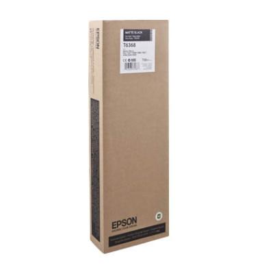 Druckerpatrone T636800 matt schwarz 700,0ml