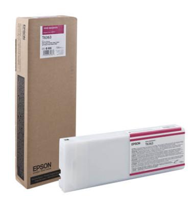 Druckerpatrone T636300 vivid magenta 700,0ml