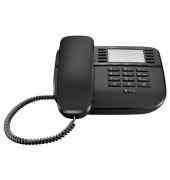 Telefon DA510 schwarz