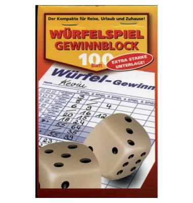 Würfelblock/5805 DIN A6