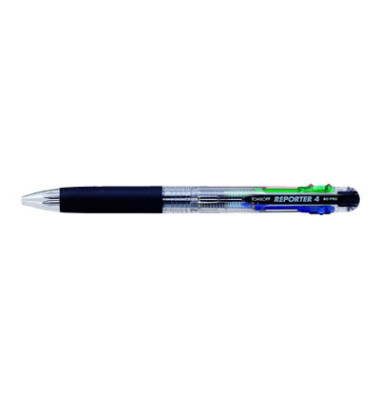 Mehrfarbkugelschreiber 4-farbig 0,5mm