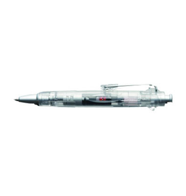 Airpress Pen transparent Kugelschreiber 0,5mm