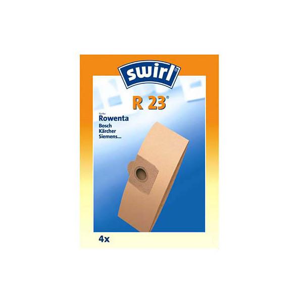 swirl staubsaugerbeutel r 23 classic 4 st ck. Black Bedroom Furniture Sets. Home Design Ideas