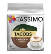 Tassimo Cappuccino Kaffeepads 16 Stück á 16,25g