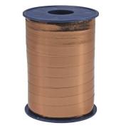 Metallic-Glanzband kupfer 1cm x 250m