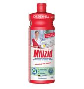 Sanitärreiniger & Kalklöser Milizid Flasche 1 Liter